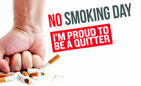 Image result for National No Smoking Day 2017